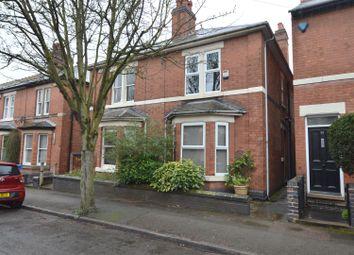 Thumbnail 3 bed semi-detached house for sale in Wheeldon Avenue, Off Kedleston Road, Derby