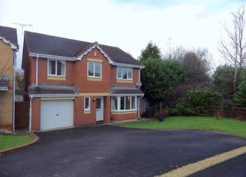 Thumbnail 5 bed detached house to rent in Juniper Way, Bradley Stoke, Bristol