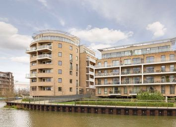 Thumbnail 1 bed flat for sale in Essex Wharf, London