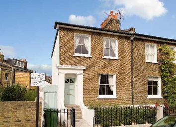 Thumbnail 3 bed semi-detached house to rent in Guildford Grove, Greenwich, London