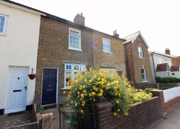 Thumbnail 3 bed cottage for sale in Walton Road, West Molesey