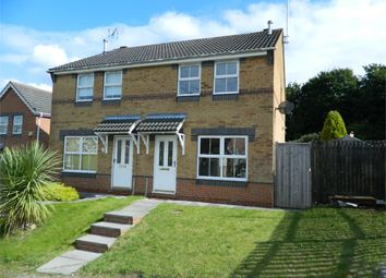 Thumbnail 3 bed semi-detached house to rent in The Courtyard, Pontefract