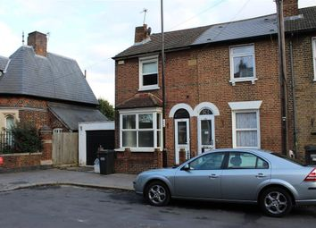 Thumbnail 2 bedroom end terrace house to rent in Freemasons Road, Croydon