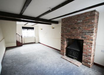 Thumbnail 2 bed end terrace house to rent in Wharf Road, Pinxton