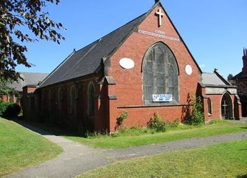 Thumbnail Commercial property for sale in Former Upton United Reformed Church, Ford Road, Upton, Wirral, Merseyside