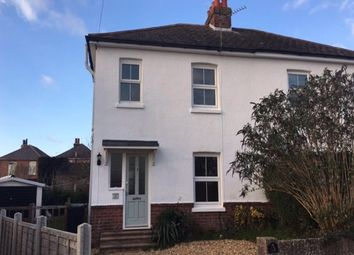 Thumbnail 3 bed semi-detached house to rent in Bub Lane, Christchurch
