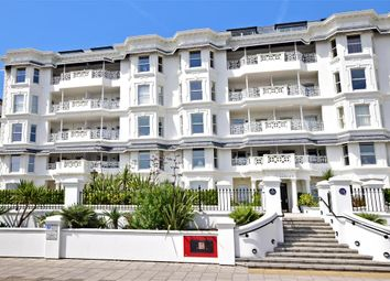 Thumbnail 3 bed flat for sale in Marine Parade, Worthing, West Sussex