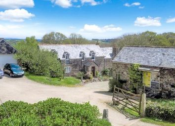 Thumbnail 7 bed detached house for sale in Pillaton, Saltash, Cornwall