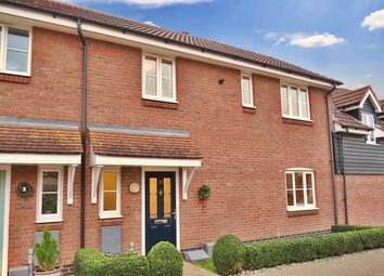 Thumbnail 3 bed terraced house for sale in Manning Road, Bury St. Edmunds