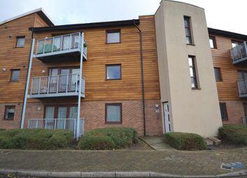 Thumbnail 1 bedroom flat for sale in Ulverston Crescent, Broughton, Milton Keynes, Buckinghamshire
