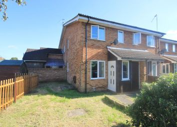 Thumbnail 1 bed end terrace house to rent in Pond Road, Egham, Surrey