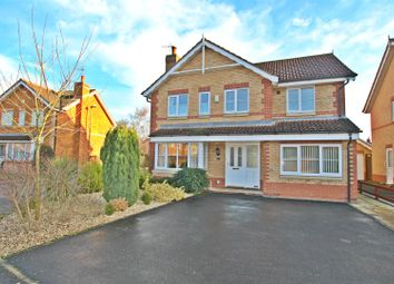 Thumbnail 4 bed detached house for sale in Lakeside Way, Norton, Malton