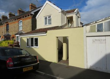 Thumbnail 1 bed flat for sale in William Street, Taunton