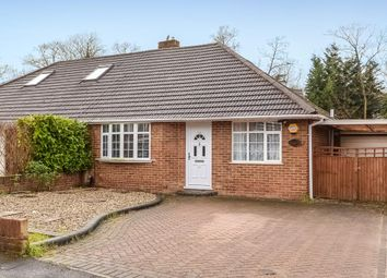 Thumbnail 3 bedroom bungalow to rent in Flaxman Close, Earley, Reading