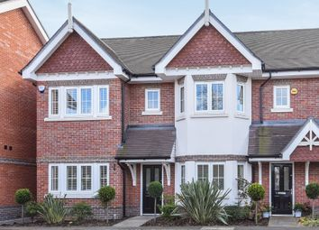 Thumbnail 4 bed end terrace house for sale in Trenchard Close, Hersham, Walton-On-Thames
