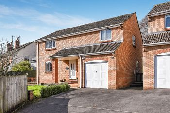 Thumbnail 4 bed detached house for sale in Deverill Road, Warminster BA129Qn