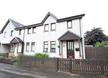 Thumbnail 2 bed end terrace house for sale in Waterside Cottages, Bankhead Road, Kirkintilloch, Glasgow