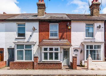 Thumbnail 2 bed terraced house for sale in Regent Street, Whitstable