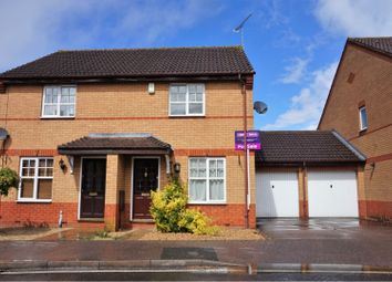 Thumbnail 2 bed semi-detached house for sale in Brunswick Place, Banbury