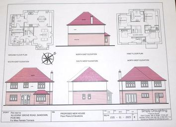 Thumbnail 4 bed detached house for sale in Grove Road, Sandown
