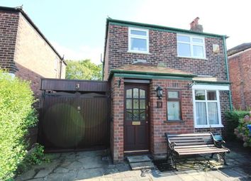 Thumbnail 3 bed detached house for sale in Acacia Avenue, Cheadle Hulme, Cheadle, Cheshire