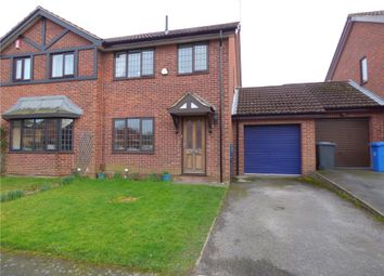 Thumbnail 3 bed semi-detached house for sale in Partridge Way, Mickleover, Derby