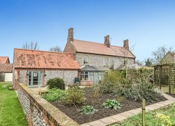 Thumbnail 5 bedroom cottage for sale in Weybourne Road, Bodham, Holt