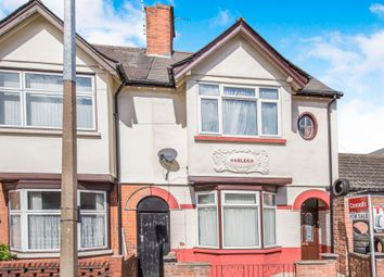 Thumbnail 4 bed end terrace house for sale in Rosebery Street, North Evington, Leicester