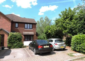 Thumbnail 1 bedroom terraced house for sale in Devoil Close, Burpham, Guildford