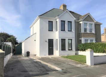 Thumbnail 3 bed semi-detached house to rent in Carminow Way, Newquay