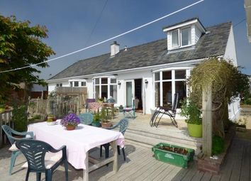 Thumbnail 4 bed detached house for sale in Lon St Ffraid, Trearddur Bay, Holyhead, Anglesey