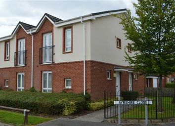 Thumbnail 1 bed town house for sale in Ayrshire Close, Buckshaw Village, Chorley