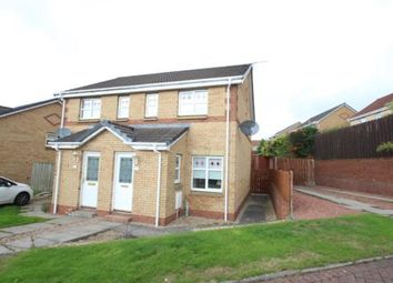 Thumbnail 2 bed semi-detached house for sale in Chatton Walk, Coatbridge, North Lanarkshire