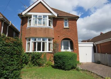 Thumbnail 3 bed detached house for sale in Oliver Road, Southampton