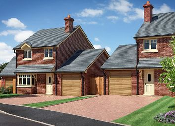 Thumbnail 3 bed detached house for sale in Cromwell, The Beeches, Chester Road, Whitchurch, Shropshire