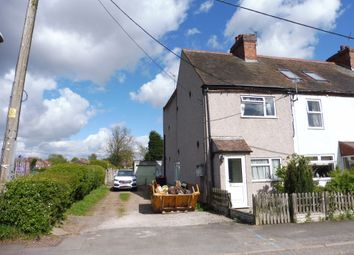 Thumbnail 2 bed end terrace house for sale in Brick Kiln Lane, Hurley, Atherstone