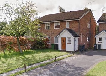 Thumbnail 2 bed maisonette for sale in Avebury Close, Nuneaton