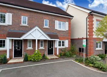 Thumbnail 3 bed semi-detached house for sale in Rutherford Way, Horsham