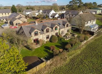 Thumbnail 4 bed barn conversion for sale in Penmark, The Vale, South Wales