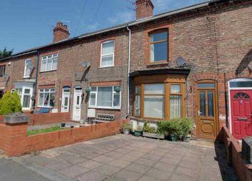 Thumbnail 3 bed terraced house for sale in Rosehill, Rawcliffe Bridge, Goole