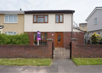 Thumbnail 3 bed semi-detached house for sale in Aneurin Crescent, Merthyr Tydfil