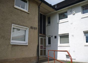 Thumbnail 1 bed flat to rent in Senga Crescent, Bellshill