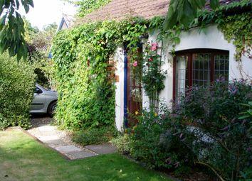 Thumbnail 2 bed cottage to rent in Duke Street, Hintlesham, Ipswich