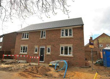 Thumbnail 4 bed detached house for sale in Chaplins Lane, Desborough, Northampton