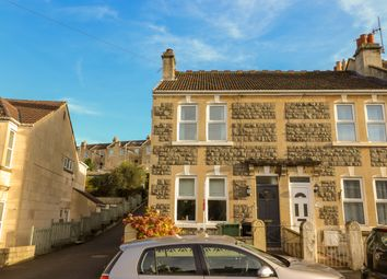 Thumbnail 2 bed end terrace house for sale in Ivy Avenue, Oldfield Park, Bath