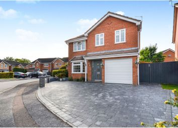 4 bed detached house for sale in Durley Crescent, Ashurst Bridge, Totton SO40
