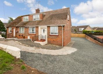 Thumbnail 3 bed semi-detached house for sale in Gallowhill Quadrant, Coylton, South Ayrshire, Scotland