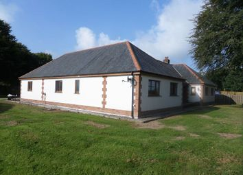 Thumbnail 4 bed detached bungalow to rent in Milton Damerel, Holsworthy