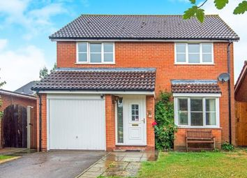 Thumbnail 4 bed detached house for sale in Scarning, Dereham