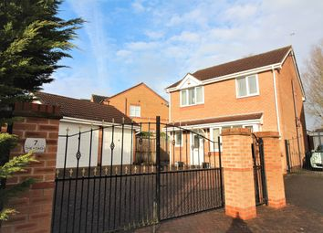 Thumbnail 4 bedroom detached house for sale in The Heath, Giltbrook, Nottingham